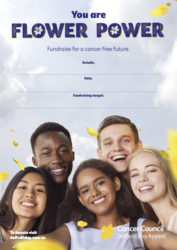 High School support Poster