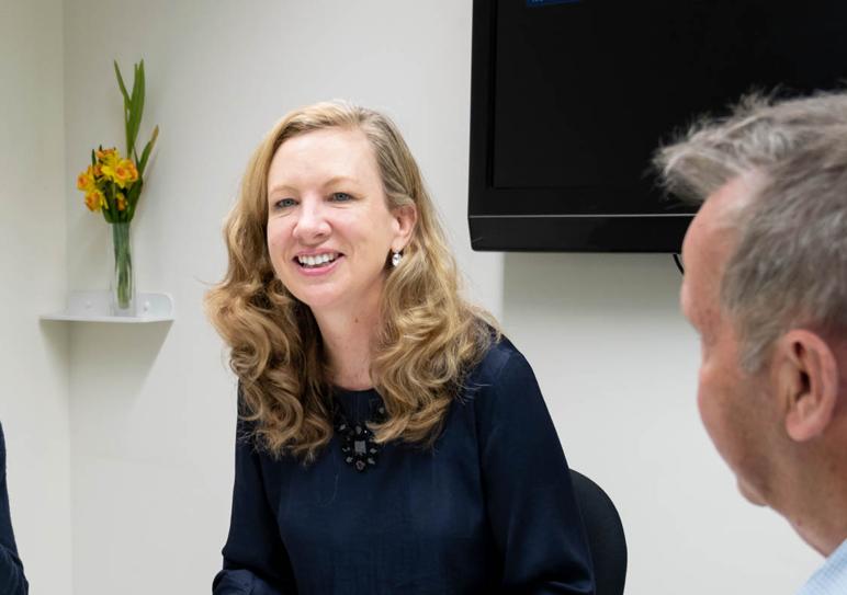 Cancer Council researcher Professor Karen Canfell.