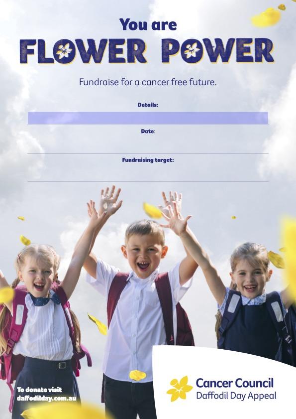 Primary School Yellow Poster