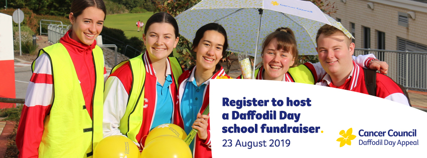 Register to host a high school fundraiser Facebook Cover - Large